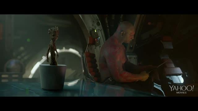 I am Groot. .