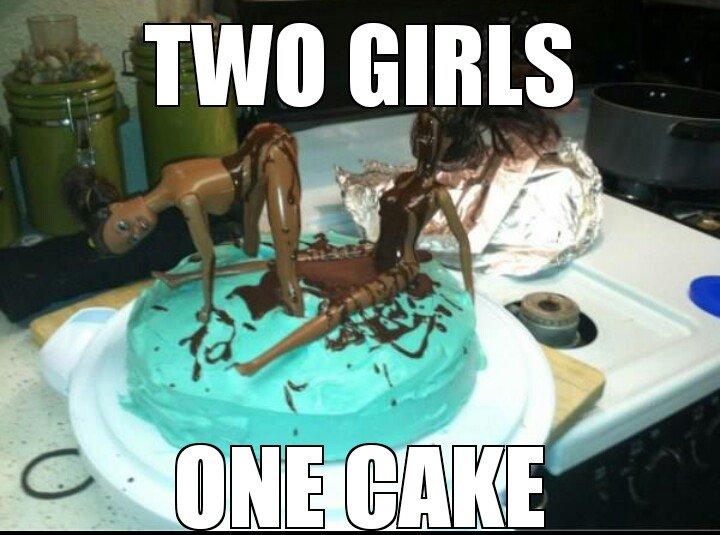 2 Girls 1 Cake. . 2 Girls 1 Cake