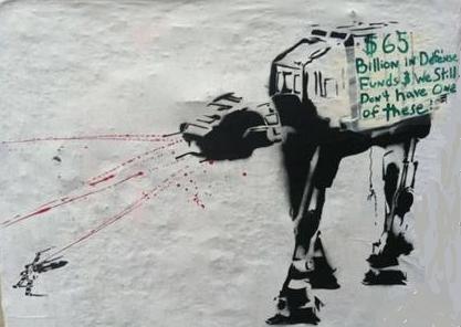 65 billion. .. Is that banksy? 65 billion Is that banksy?