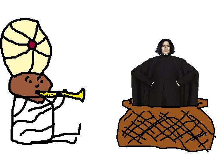 Ba Dum Tsss. Snape Charmer. Ba Dum Tsss Snape Charmer