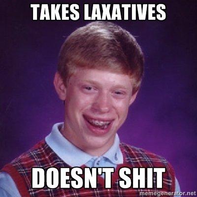 bad luck brian. Bad Luck Brian strikes again!. bad Luck brian lax the game