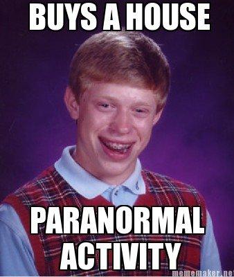 Bad luck Brian. my first post bad luck brian. jar visir, tikals bad Luck brian comp meme