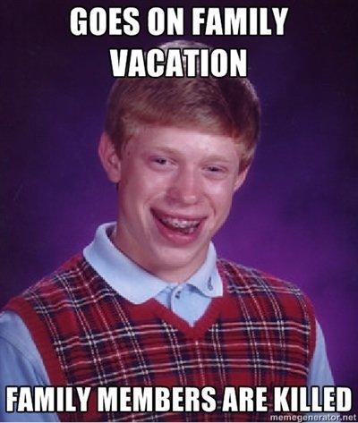 Bad Luck Brian. Toooo funny. Bad Luck Brian Toooo funny