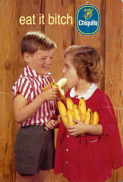 Banana. not oc. Banana not oc