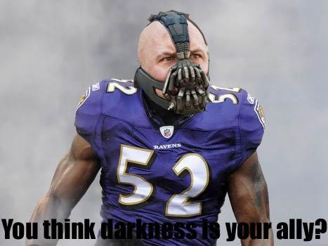 Bane. hi. bane superbowl