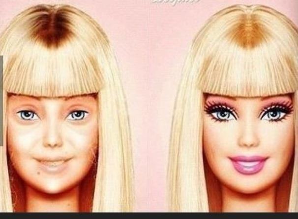 Barbie. She has problems too.. MFW. do Not sleep