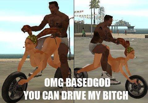 basedgod. ohmygawdbasedgod. ride the hoe