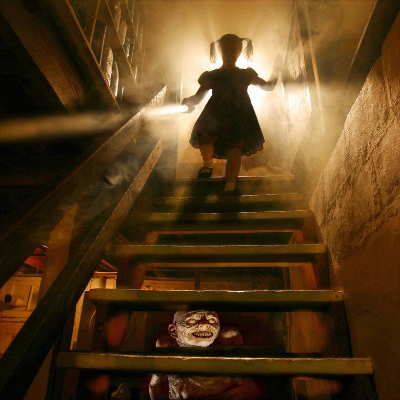 Basement. .. 2spooky basement