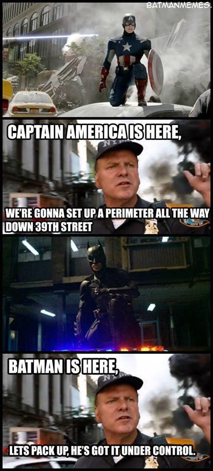 "Batman is here!. . eminem HEB SET Ill"" MI m MIT Etti'. IS HERE, fuck captain america"