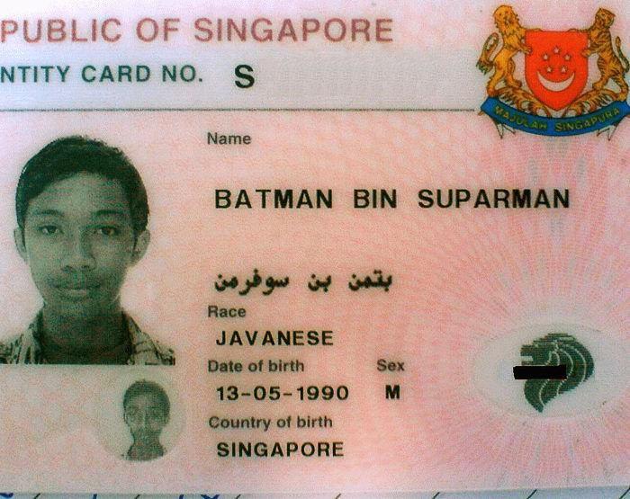 Batman's birthday!. your mom, its Batmans birthday. OF SINGAPORE CARD NO. s Name BATMAN Em Si. ' lmimit win!» new Ella. huh i always assumed he was younger than me Batman's birthday! your mom its Batmans birthday OF SINGAPORE CARD NO s Name BATMAN Em Si ' lmimit win!» new Ella huh i always assumed he was younger than me