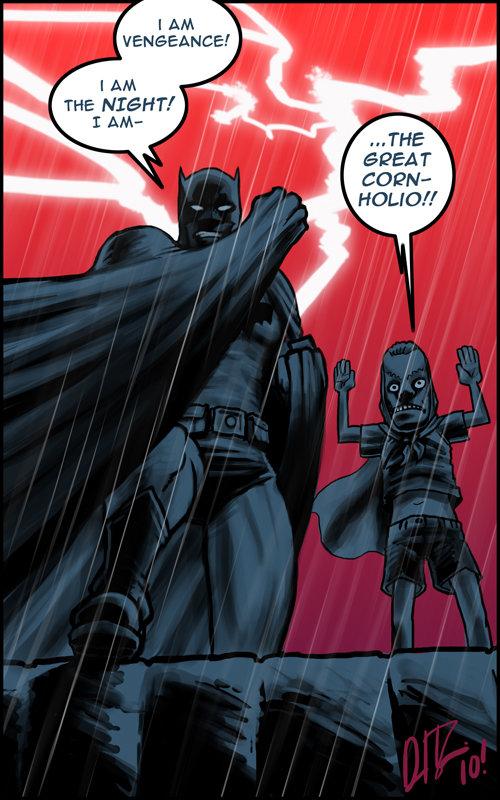 batman's new sidekick. found on /b/ made me lol. I AM batman's new sidekick found on /b/ made me lol I AM