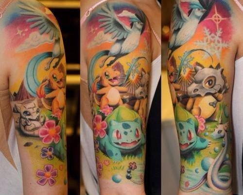 beautiful tattoo. found on interwebs not oc. Awww Yiss