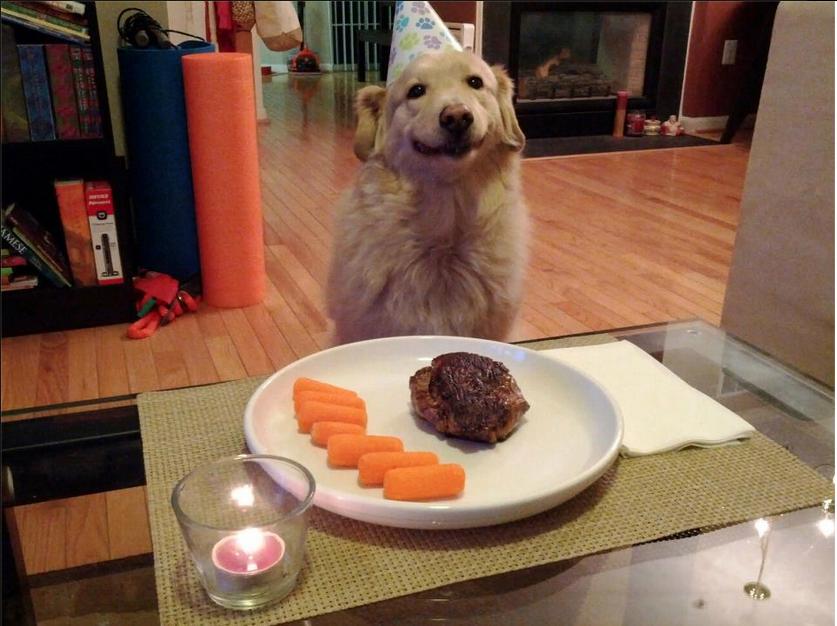 Birthday Dinner. . Birthday Dinner