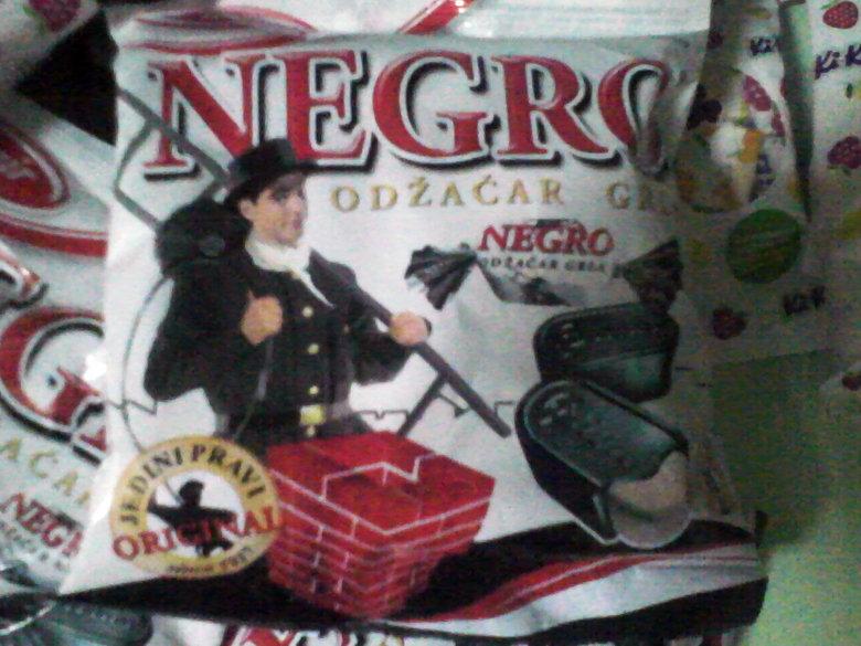 Black guy walks into a Croatian store.... ...and sees this... OOOOO DA JUGOSLAVIJA! this is Not Racist negro