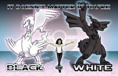 Black or White. . Black or White