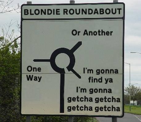 Blondie. . Blondie