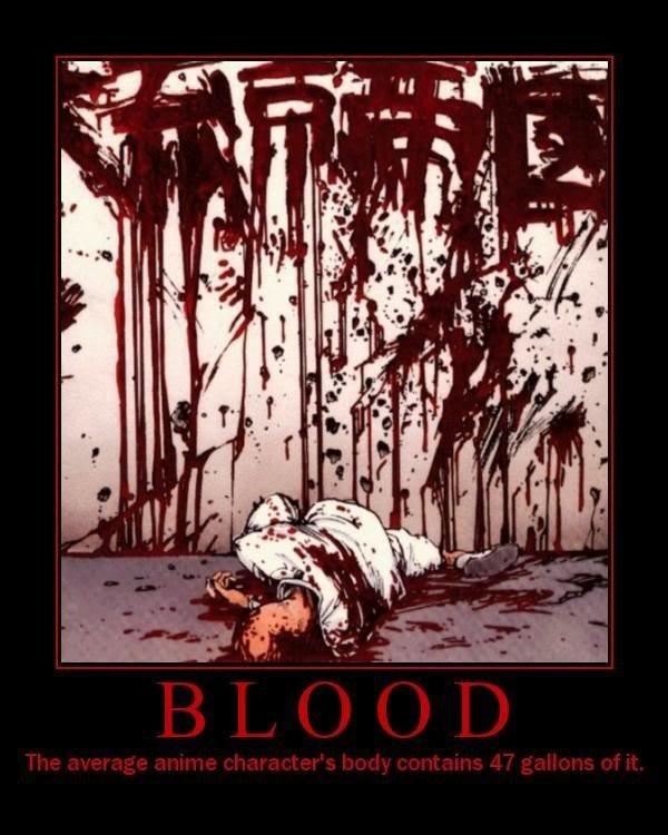 Blood. .. and like 2L of cum Blood and like 2L of cum