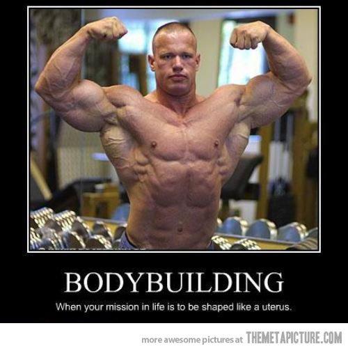 Body builders. . Body builders