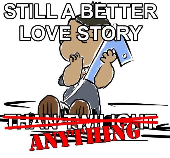 boomerang love. not a repost. Jezelf' '' ER. still a better love story.. anything. Love at first sight