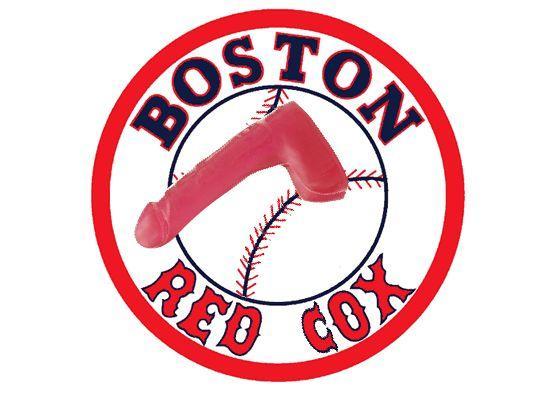 Boston Red Cox. . Penis