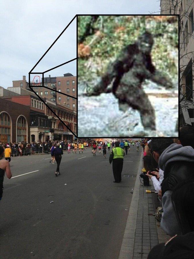 Boston Terrorist Confirmed. . Boston Terrorist Confirmed