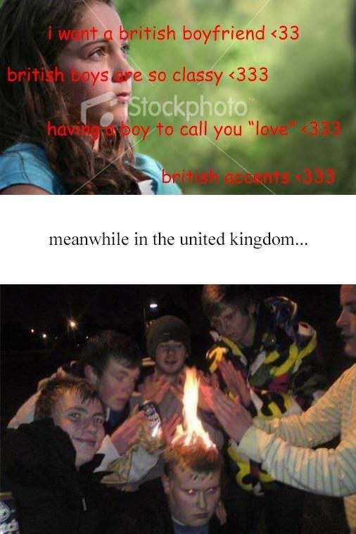 Britain. inb4 , I'm British.. britain