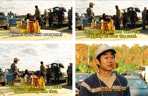 Burn. . Thts' iria' s tai' Tait. ttr. e aid; .. Glenn isn't dead..... yet Burn Thts' iria' s tai' Tait ttr e aid; Glenn isn't dead yet
