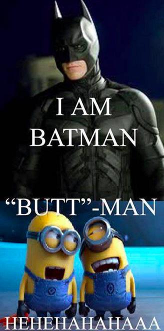 BUTT-MAN. . BUTT-MAN