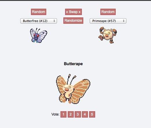 ButtRAPE!!!!. Sleep Powder, Pound DAT ASS. Pokemon fusions