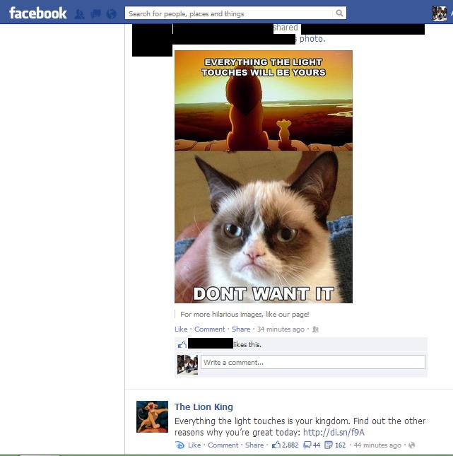 Facebook (1). From my FB feed.. Facebook (1) From my FB feed