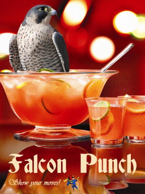 Falcon Punch!. . falcon ( pour t' radii. ii, A Falcon Punch! falcon ( pour t' radii ii A
