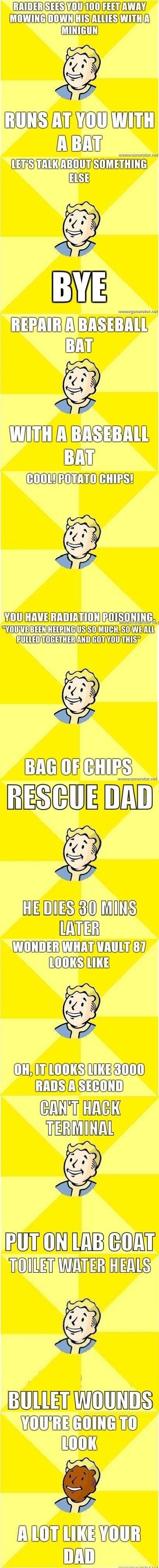 Fallout logic.. Eeeeyyy.... HUGE] BEBE III ' Q 'lauran Eii] Fallout logic Eeeeyyy HUGE] BEBE III ' Q 'lauran Eii]
