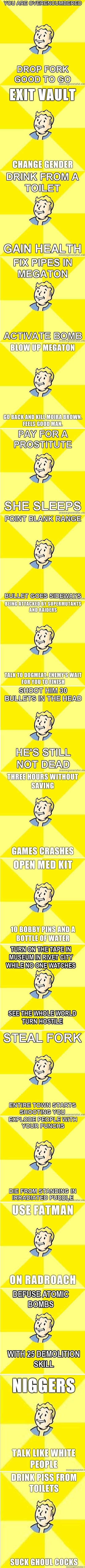 fallout meme stuff. random meme stuff about fallout 3. iii? EMU' WHERE KING} AC Reale , lazily,, lii) HUBER WERE PAY WEE a W BLAN , LIED DRUID' f@ h WWW iiy WHI Fallout