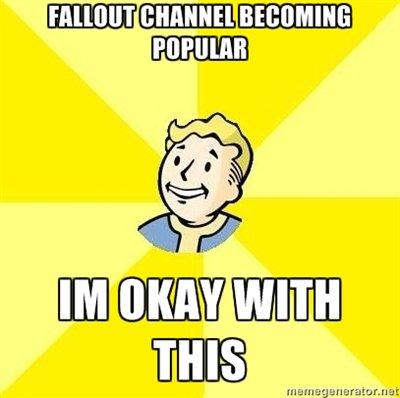 Fallout. . iii' Fallout iii'