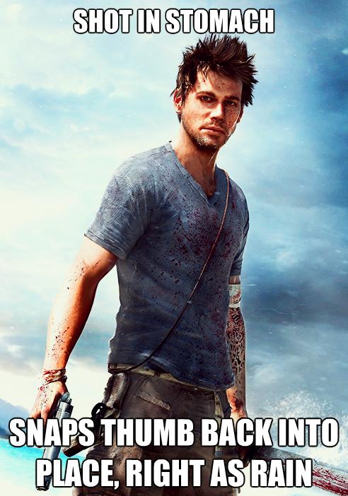 Far Cry Logic. . is I l far cry logic jason brody