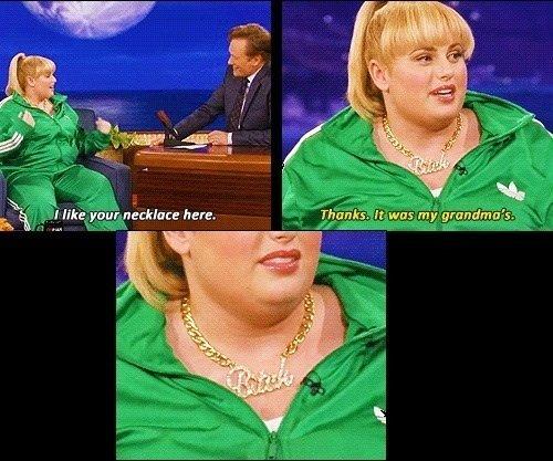 Fat Amy Everyone. . Dick buttkiss