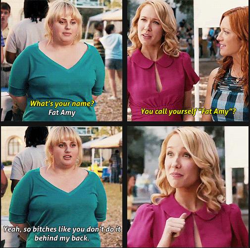 Fat Amy. . f lilli H tdi it. sometimes i slap myself with my own titties. Fat Amy f lilli H tdi it sometimes i slap myself with my own titties