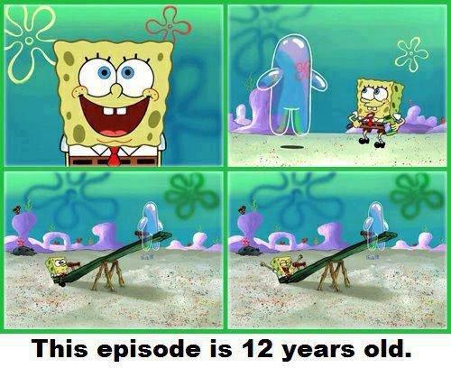Feel Old?. .. D'ya hear that!? 12 years! Feel Old? D'ya hear that!? 12 years!
