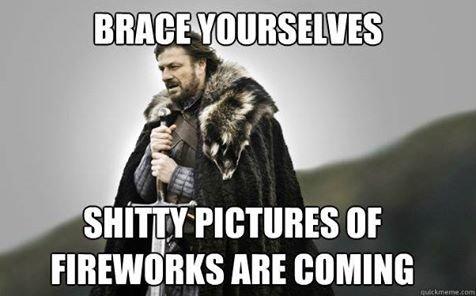 Fireworks. . lol Fireworks Murica