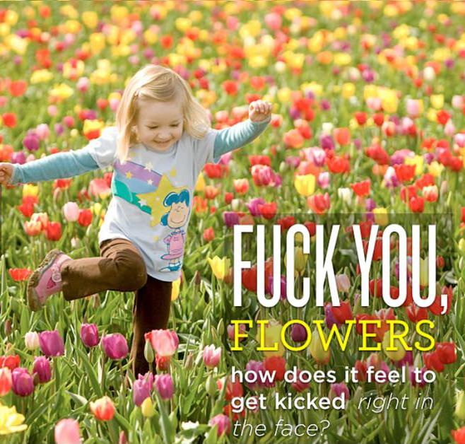 Flowers. .. Genitals Flowers Genitals