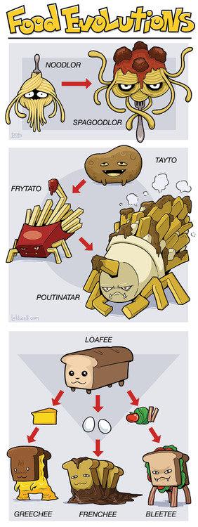 Food Pokemon. .. No one? Food Pokemon No one?