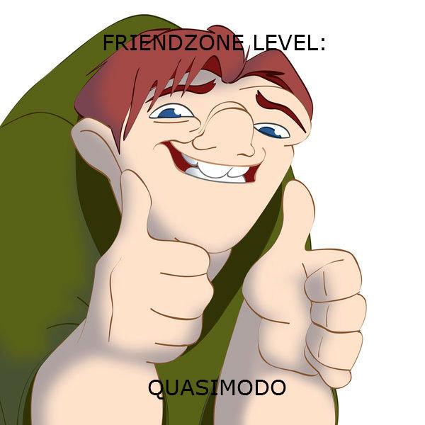 Friendzone level. cheesy pun. Friendzone level cheesy pun