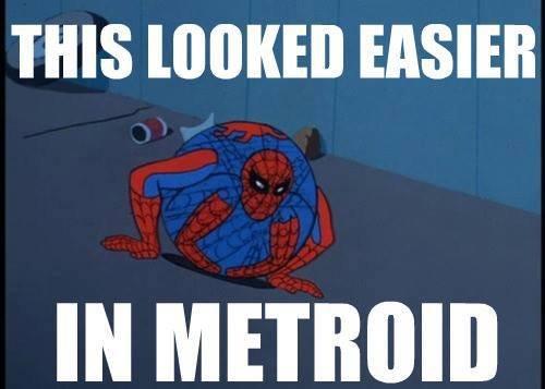 Fuck, Spiderman. . THIS loom EASIER Fuck Spiderman THIS loom EASIER