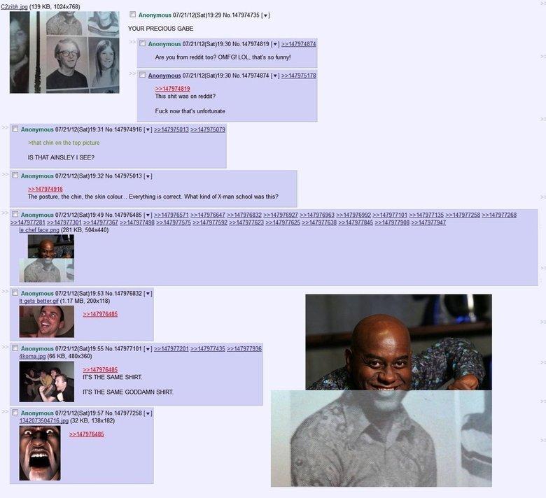FUCKING AINSLEY. Not OC. fucking AINSLEY wonderful fourchan