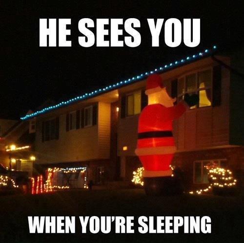 Fucking Christmas.. . HE was van WHEN YOU' RE SLEEPING Fucking Christmas HE was van WHEN YOU' RE SLEEPING