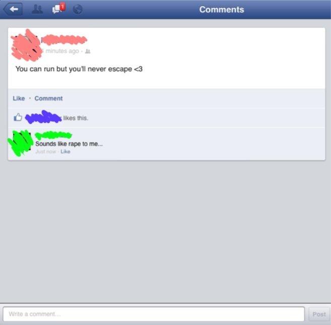"Fucking Facebook. lyrics. fan can run newer escape bout ' it, ""Innan INS. 55111 'HIKE HRH... Lthe fucking Rape"