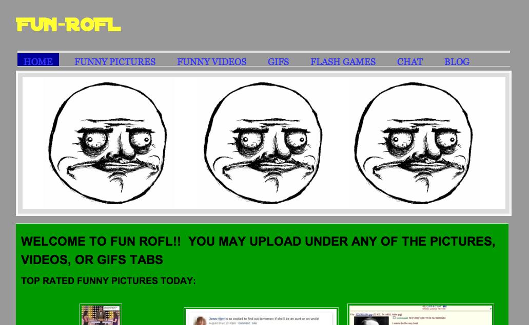 FUN ROFL WTF. wtf is this ???. fun rofl is Gay funlol