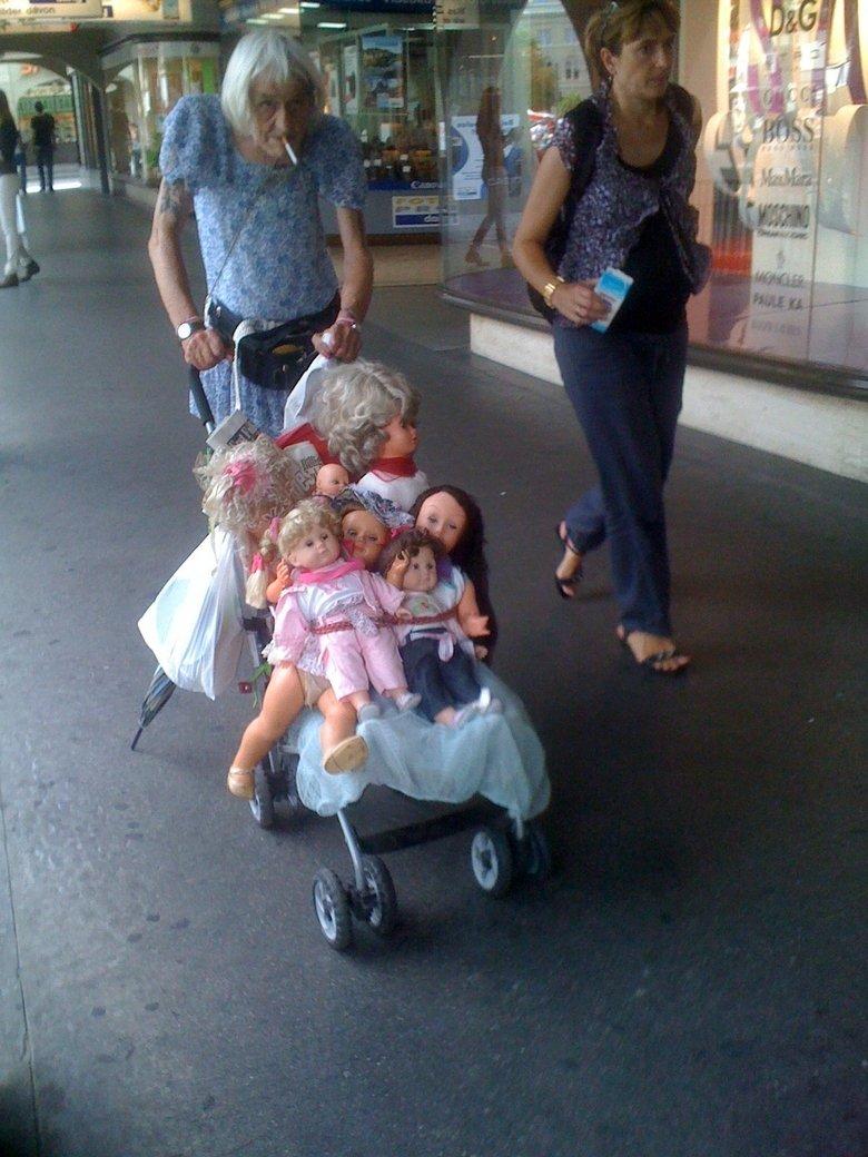 Funny Grandma. .. Are you sure thats not a grandpa? Funny Grandma Are you sure thats not a grandpa?