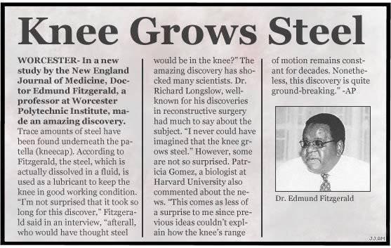 Funny Newspaper Headline. .. roll 14 niggers watermelon KFC FAMILY BUCKE steal ma bike