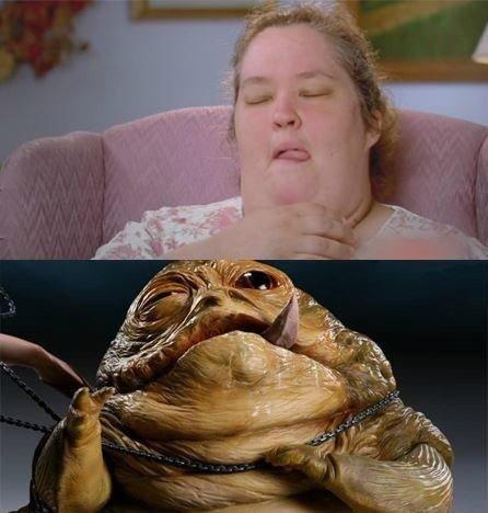 Jabb. .. Jabba la no hooki Boo Boo! Hue hue hue! Jabb Jabba la no hooki Boo Boo! Hue hue hue!